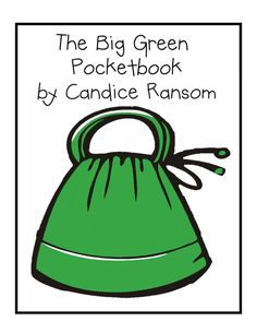 The Big Green Pocketbook Lapbook and Printables