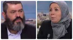 Even as Jewish-Muslim tensions escalate in France, Rabbi Benjamin Hattab and Latifa Ibn Ziaten shared a touching moment of unity over the loss of their sons. IT CAN BE DIFFERENT,
