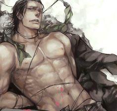 *___*  Sir Crocodile  One Piece