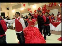 Lupita's Quinceanera. Misa y Fiesta Video Grupo Latino Multimedia De Niñ...