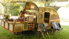 The ULTIMATE Jimmy Buffett tailgate set-up. Comes with a lifetime supply of bourbon.