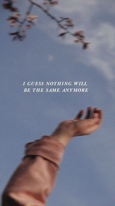 iPhone Wallpaper Quotes from Uploaded by user, Sad Wallpaper, Tumblr Wallpaper, Aesthetic Iphone Wallpaper, Aesthetic Wallpapers, Trendy Wallpaper, Mood Quotes, Life Quotes, Quotes Quotes, Qoutes