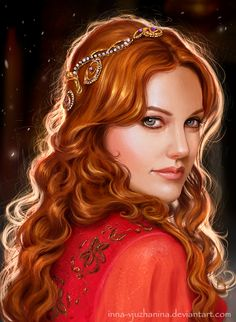 Haseki Hurrem Sultan by Inna-Vjuzhanina on DeviantArt