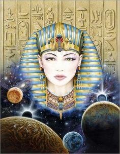 Robin Koni - Ägyptische Prinzessin der Sterne