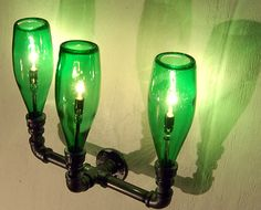 iron pipe lamp | Steampunk Lamps & Lights for Interior Decor