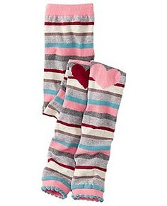Fun Footless Tights by Hanna Andersson