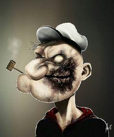 16 Best Creepy Cartoon Characters Images Creepy Cartoon