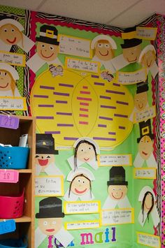 Compare and Contrast Bulletin Board
