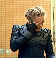 Black Widow Film, Black Widow Marvel, Marvel Girls, Marvel Dc, Black Widdow, Black Widow Aesthetic, Fighting Poses, Yelena Belova, Les Gifs