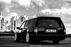 volvorine:    black 745 v8 swap - VolvoPride