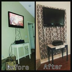 Hide TV Wires - How To - The Easy Way   TVs, Hide tv and Tv walls