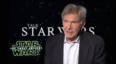 The Force Awakens Cast Talks Star Wars Marc Godsiff