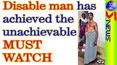 Disable man from kerala has accomplished an unbelievable task |Inspiring...