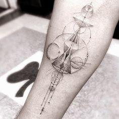 Pai desejou que ele fosse médico, mas filho tornou-se num tatuador incrível - Chiado Magazine