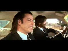 Pulp Fiction / Quarter Pounder with Cheese