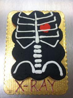 Xray Cake xray Pinterest Cake