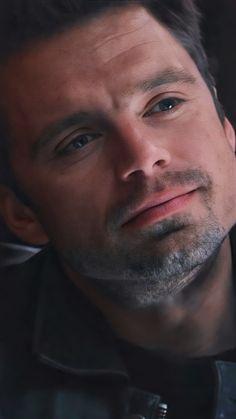 Sebastian Stan, Marvel Films, Marvel Characters, Bucky Barnes Aesthetic, James Barnes, Marvel Photo, Just Beautiful Men, Man Thing Marvel, Character Aesthetic