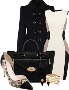 """""""Aztec for Business"""" by happygirljlc ❤ liked on Polyvore"""