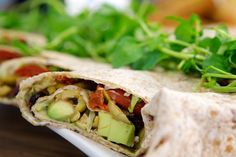 Total Yoghurt avocado wrap eaten at lunch during the Dance Mater Class as as part of my What I ate Wednesday. Also ate avocado for my low sugar breakfast #loveavocado http://happysugarhabits.com/easy-low-sugar…heese-on-toast/