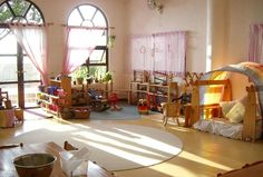 I am interested in all forms of education. While we are a Montessori family I love components of and deeply appreciate alternative educational philosophies. I also love looking at classroom design whi