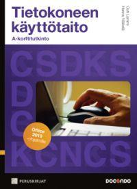 Tietokoneen käyttötaito (+cd-rom) 35,20€