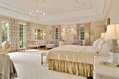 Anyone's dream master suite