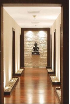 24 Stunning Warm Villa Interior Design Ideas for Inspiration Design Ideas Inspi. 24 Stunning Warm Villa Interior Design Ideas for Inspiration Design Ideas Inspiration interior Stu House Design, Entrance Design, Foyer Design, Main Entrance, Entrance Lighting, Entrance Door Design, Rustic Stairs, Pooja Room Design, House Interior Decor