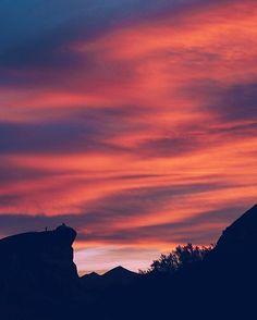 Okayish sunset  #frogrock #newzealand #sunset #skyonfire #southislandnz #goodlife