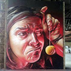 Sam Bates aka Smug |Street Artist