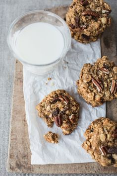 Recipe:  Muesli Snacking Cookies   Snack Recipes from The Kitchn