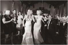 Bride Dancing With Her Mom At Wedding Reception McNay Museum San Antonio TX