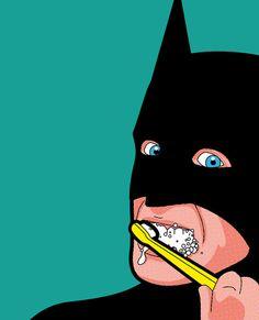 Bem Legaus!: Super-heróis no dia a dia