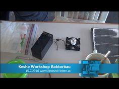 Keshe Plasma Technologie Workshop 06 Reaktor