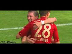 Best of Bastian Schweinsteiger - 2012/2013 - HD