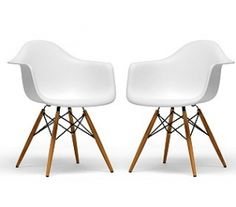 Design Style Guide - Modern Chairs