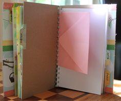 homemade smash book