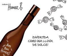 BOM BOM HUMOR FEMENINA DE NATURA dulce envolvente cacao, precio $399.00 natura.coyoacan@yahoo.com.mx 5531066755 whatts
