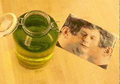 Head in a jar illusion