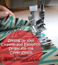 Cover Hemming with the Ovation