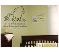 20 Darling Disney Wall Vinyl Quotes For The Nursery Or Playroom Baby