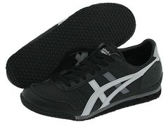 asics onitsuka tiger black and white clip