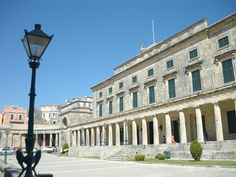 Home Chic Club - Palace of St Michael & St George, Corfu