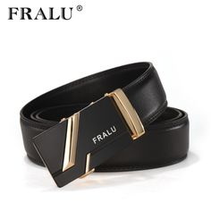 Fashion designer style belt for men buckle alloy automatic buckle leather girdle strap male waistband ceinture, cinto masculino