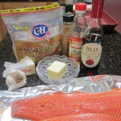 TASTES & TREASURES Historical League Blog: Steelhead Trout with Honey Glaze