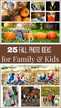 Best Fall photo ideas at craftionary.net #Autumn #photography
