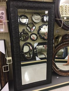 Full Length Leaning Mirror From Hobby Lobby Home Sweet