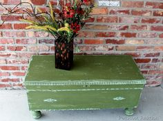 How to use Milk Paint, Petticoat Junktion