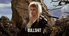 When you read the comments. | Community Post: 34 Perfect David Bowie GIFs For Every Occasion