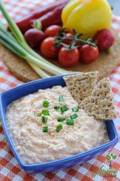 Crema de branza raw din migdale Vegan Cheese, Cheese Recipes, Raw Vegan, Grains, Keto, Seeds, Korn, Leaf Vegetable