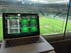 @SEPalmeiras Game day #SportsCode solution #Paulistao2015